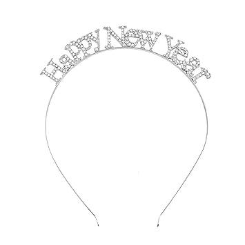 Happy New Year Headband 11