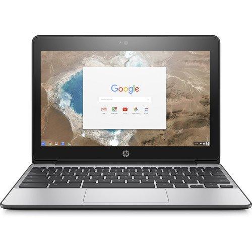 HP Chromebook 11 G5 11.6'' Chromebook - Intel Celeron N3050 Dual-core (2 Core) 1.60 GHz by HP (Image #1)