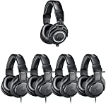 ATH-PACK5 Professional Headphone Studio Pack from Adaptive Technologies