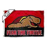 University of Maryland Golf Cart and Boat Flag