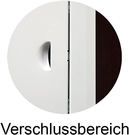 20/cm x 30/cm AWENTA Trappe de visite en t/ôle dacier Blanc