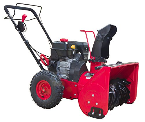 Power Smart DB7659H 22-inch 212cc Two Stage Snow Thrower