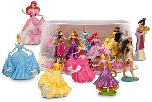 Disney Princess Mini Figure Play Set 2 Buy Online In