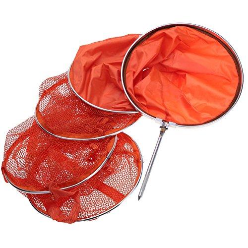 Collapsible Fishing Basket Bait Traps Foldable Fishing Cages Fishing nets Flexible Bait Cage Bait Pot.