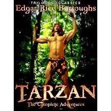 Tarzan: The Complete Adventures of Edgar Rice Burroughs