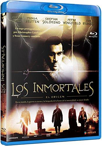 Highlander: The Source [ Blu-Ray, Reg.A/B/C Import - Spain ]
