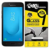 Roxel Samsung Galaxy J2 2018 Flexiable Tempered Glass with Unbreakable Impossible Film Glass [ Better Than Tempered Glass ] Screen Protector for Samsung Galaxy J2 2018 (Black, 16 GB) (2 GB RAM)
