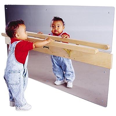 Jonti-Craft 0619JC Infant Coordination Mirror: Industrial & Scientific
