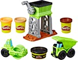Play-Doh Wheels Gravel Yard Construction Toy with