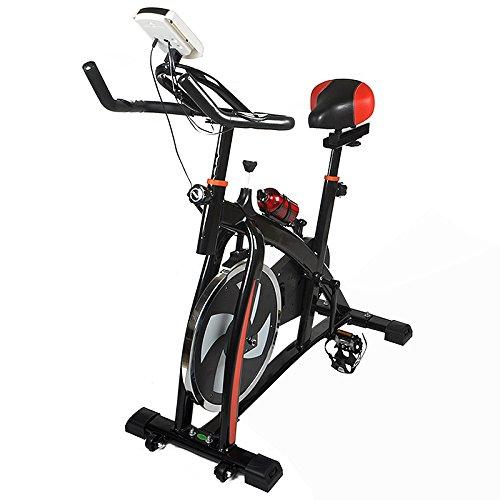 Ultra Quiet Exercise Workout Adjustable Bike For Indoor