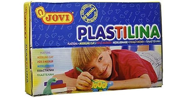 CAJA 30 TACOS PLASTILINA 70S PEQUEÃÂA SURTIDO JOVI by JOVI® PLASTILINA: Amazon.es: Juguetes y juegos