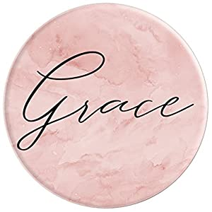 Grace Name Custom Name Personalized Name - PopSockets Grip and Stand for Phones and Tablets