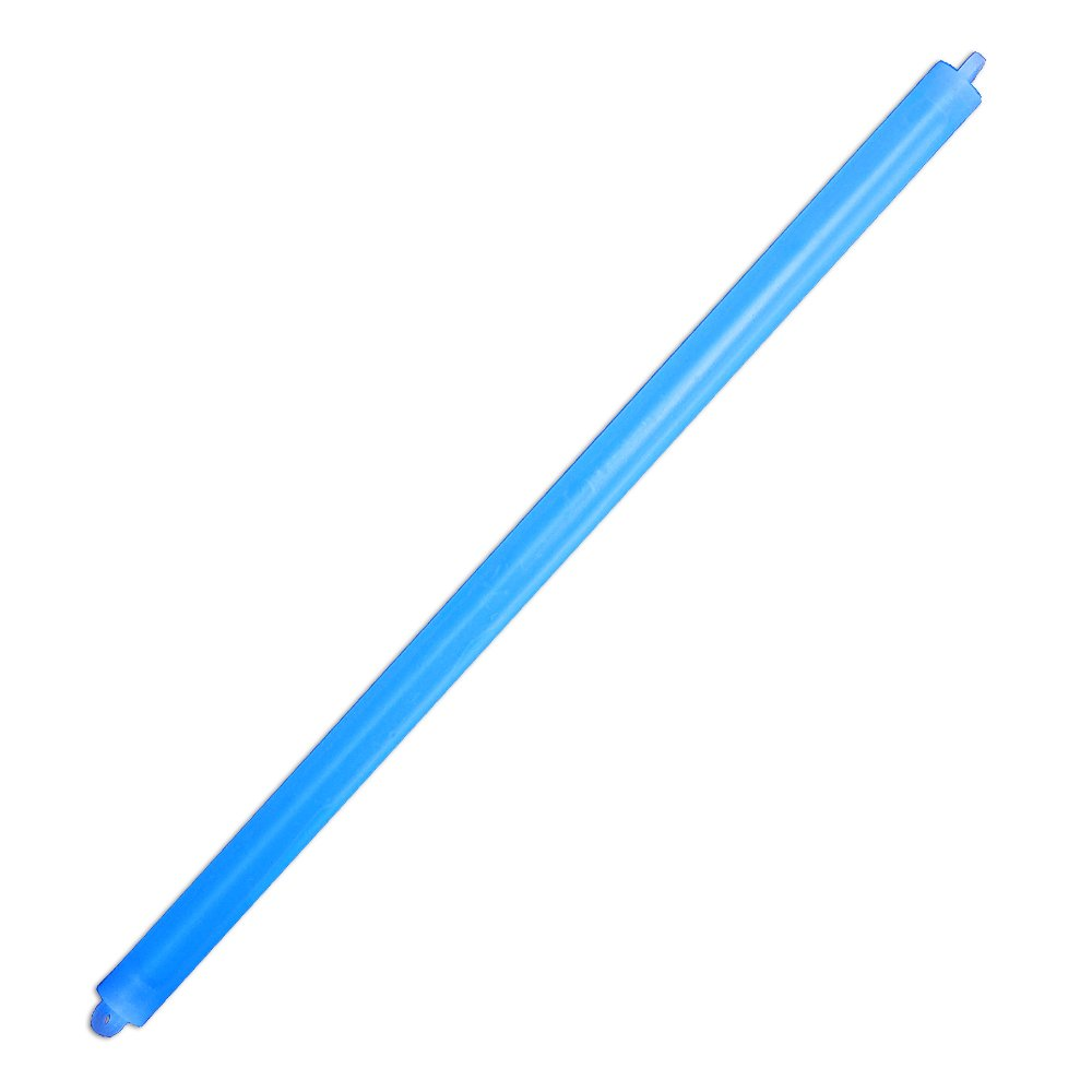 Cyalume ChemLight Military Grade Chemical Light Sticks, Blue, 15'' Long, 8 Hour Duration (Pack of 20)