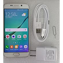 Samsung Galaxy S6 Edge SM-G925W8 32GB White Unlocked
