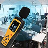 Sound Level Meter, SMART SENSOR AS844+ Digital