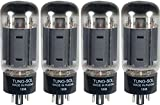 Tung-Sol 7581A, Matched Quad (4 tubes)