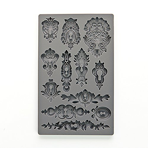 Prima Marketing IOD Vintage Art Decor Moulds -Keyholes