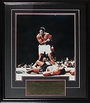 Muhammad Ali I Am The Greatest 16x20 Boxing Memorabilia Collector Frame