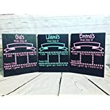 First Day of School Sign - Personalized Chalkboard Sign - Reusable Chalkboard School Sign - First Day of School Chalkboard