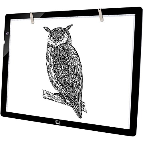 Adesso CyberPad P2 12' x 7' LED Artcraft Tracing Light...