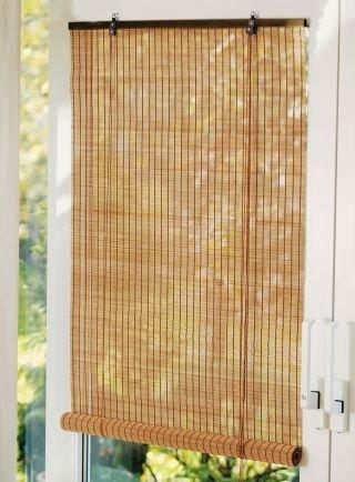 Bambus Jalousie Amazon De Kuche Haushalt