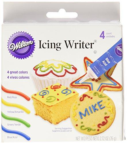 Wilton  704-472 4-Pack Icing Writer (Icing Writer)