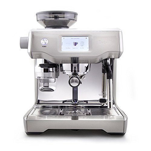 Breville Oracle Touch BES990BSS 1800W Touchscreen Automatic Espresso Machine