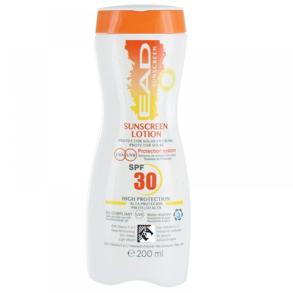 EAD SPF 30 Sunscreen Lotion, 200 ml 023150