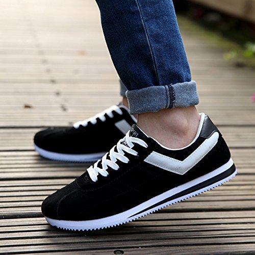 board summer shoes shoes breathable nbsp;Spring casual nbsp; men's canvas black GUNAINDMX sports wqg7zC