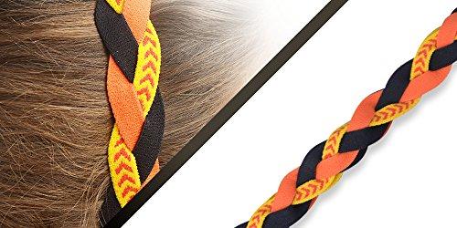 Head Custom Bracelets (Softball Hair Accessories, Girls Softball Headband Perfect Softball Player and Softball Teams)