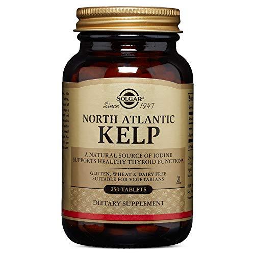Solgar - North Atlantic Kelp, 250 Tablets