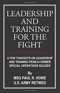 The Tactical Trainer (Training for the Fight): A Few