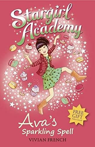 book cover of Ava\'s Sparkling Spell