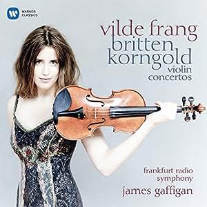 Britten, Korngold Violin Concertos