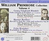 Primrose, William : William Primrose Collection