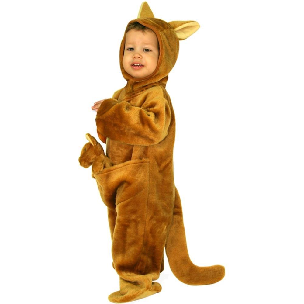 sc 1 st  Amazon.com & Amazon.com: Childu0027s Kangaroo Costume (Size: X-Small 4-6): Toys u0026 Games