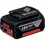 Bosch Batería 18 V 6,0 Ah - Tecnología De Litio: Batería