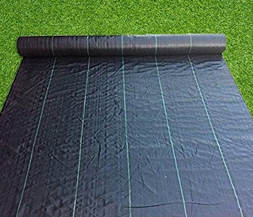 agfabric ground cover 6x300ft heavy duty pp woven weed barrier soil erosion control and uv. Black Bedroom Furniture Sets. Home Design Ideas