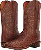 Lucchese Bootmaker Hombres Harmon Western Boot, Barnwood / Tan Burnished, 8 D US