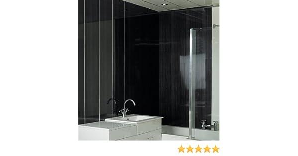 5 mm negro y amarillo para pared y techo paneles. Machihembrados. Ideal para tus de baño/ducha paredes gusta ir de compras más de nieve de onneke Van waardenburg de encendido y tu