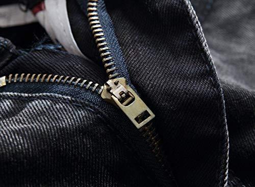 520 Targogo Targogo black Uomo Jeans Jeans nvYIw5qqdx