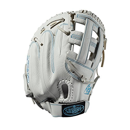 "Louisville Slugger 2019 Xeno 13"" First Base Fastpitch Mitt - Right Hand Throw"