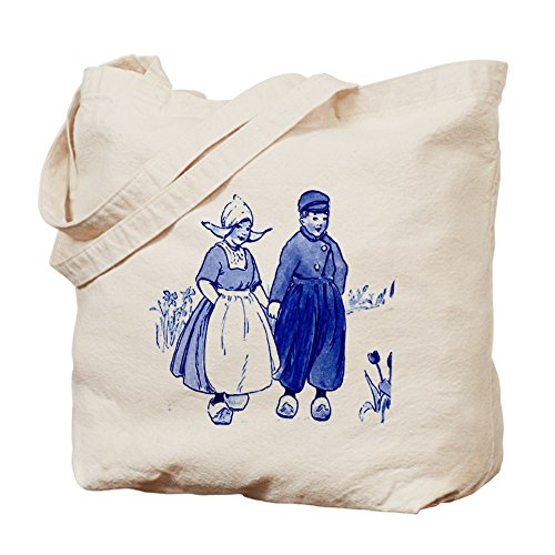 CafePress–Dutch Boy–Gamuza de bolsa de lona bolsa, bolsa de la compra