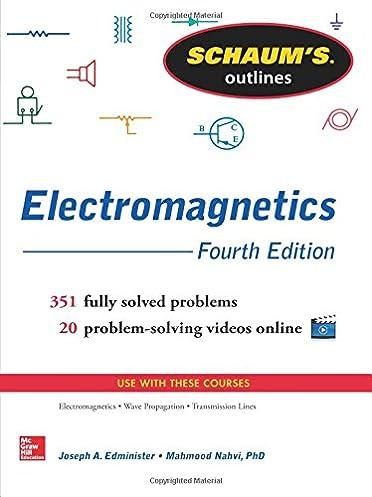schaum s outline of electromagnetics 4th edition schaum s outlines rh amazon co uk