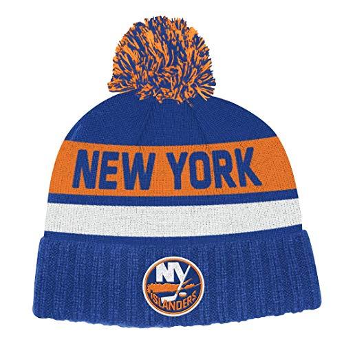 new york islanders knit pom hat - 8