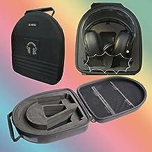 V-MOTA TDG headphone suitcase Carry case boxs For Steelseries ELITE Prism, Siberia V2, V3,Razer Kraken 7.1 Chroma,Orca,ManO'War Wireless 7.1 Surround Sound Gaming,BlackShark,Tiamat (headset suitcase)
