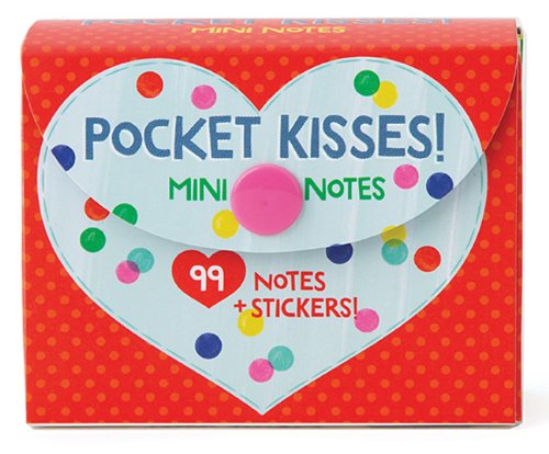 Pocket Kisses! Mini Notes ebook
