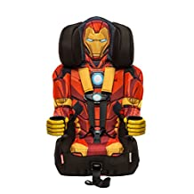 KidsEmbrace Friendship Combination Booster-Iron Man, Red, Gold