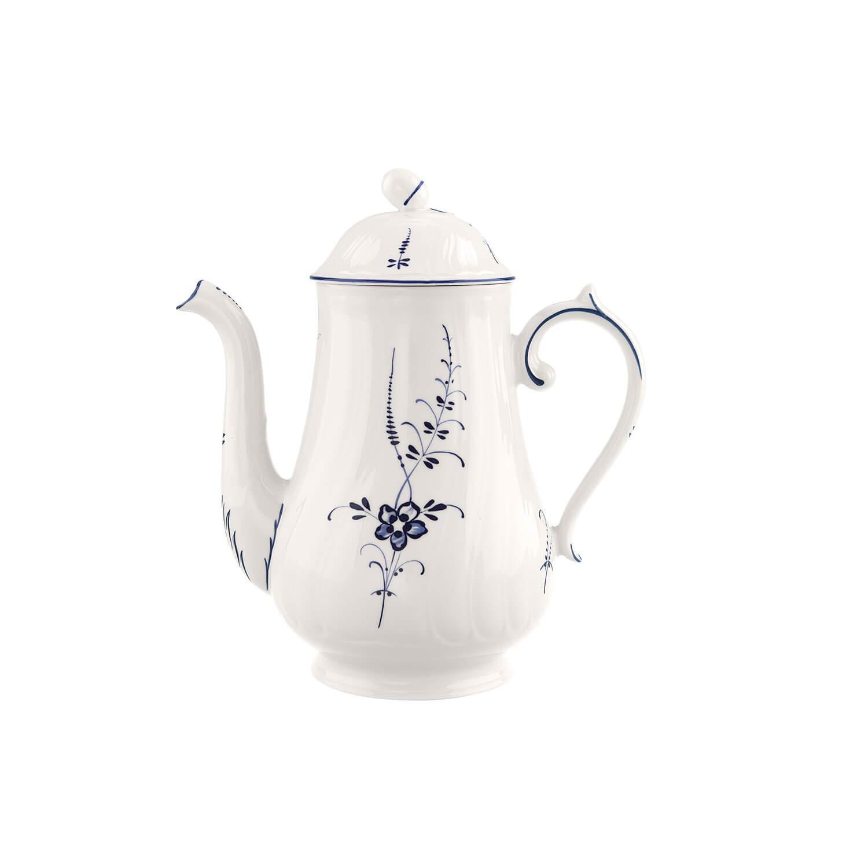 Villeroy & Boch Vieux Luxembourg Cafetera, 1.3 litros, Porcelana ...