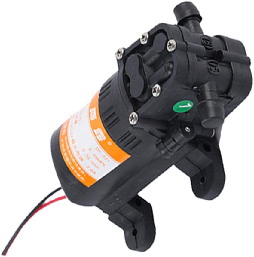 Bomba El/éctrica Pulverizador Bomba Hidr/áulica Autocebante Negro 2 piernas